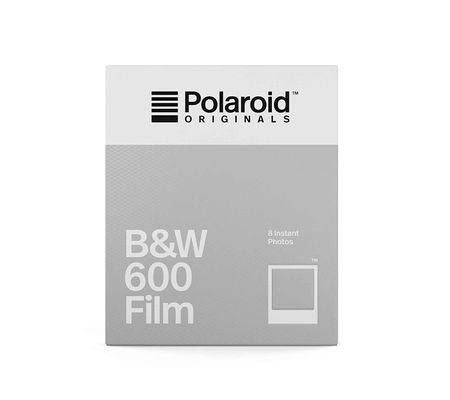 Polaroid Originals film 600 noir & blanc