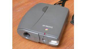 Rétro-photo  : Apple QuickTake 100 (1994)