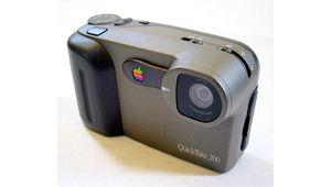Rétro-photo - Apple QuickTake 200 (1997)