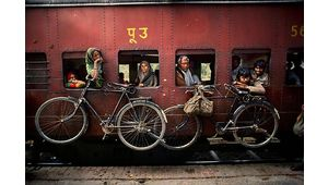 Steve McCurry : nouvel opus, signature et master class
