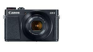 CES 2017 - Canon présente le PowerShot G9 X Mark II