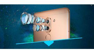 CES 2017 - Honor 6X : un double module photo à moins de 250 euros