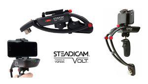 Steadicam lance un stabilisateur motorisé pour smartphone