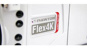 La Phantom Flex 4K se dote d'un global shutter