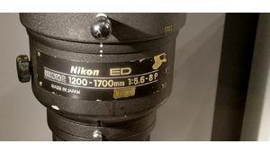 Nikon Museum #2 : 1200-1700 mm