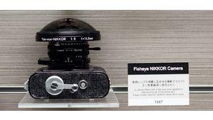 Nikon Museum #4 : Fisheye Nikkor Camera