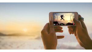 La version 6 de FiLMiC Pro permet de filmer en Log sur iPhone