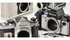 Nikon Museum #5 : Les prototypes Nikon