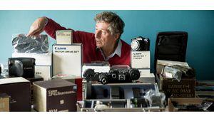 Parole de collectionneur : Canon F-1, un véritable Meccano
