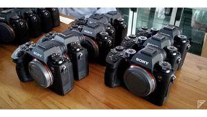 Sony A9 : prise en main et premières images