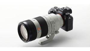 Sony G Master FE 100-400 mm : nouveau téléobjectif pour l'A9