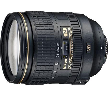 Nikon Nikkor AF-S 24-120 mm f/4G ED VR