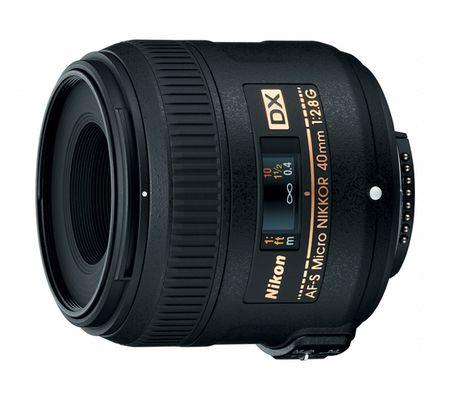 Nikon Nikkor Micro AF-S 40 mm f/2,8G