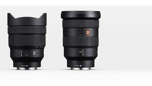 Deux nouveaux zooms grands-angles à ouverture constante chez Sony