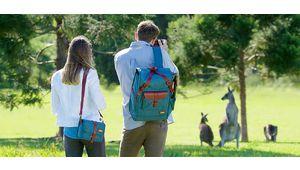 Manfrotto et National Geographic présentent la gamme de sacs Australia