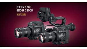 Canon C200 : le RAW 4K en interne arrive chez Canon