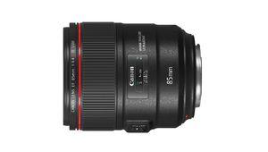 Un nouveau 85 mm f/1,4 stabilisé chez Canon !