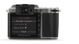 Obturateur électronique pour le X1D signé Hasselblad