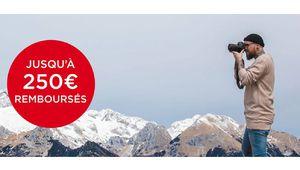 ODR de rentrée chez Canon sur les objectifs : jusqu'à 250 euros !