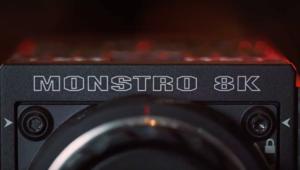 RED dévoile le MONSTRO, un capteur 8K au format Vista