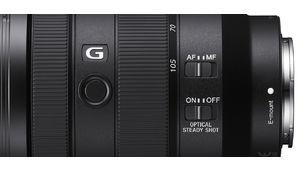 Nouveau Sony FE 24-105 mm f/4 G OSS