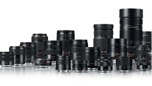 Offre de remboursement d'optiques Panasonic jusqu'à 200 € !