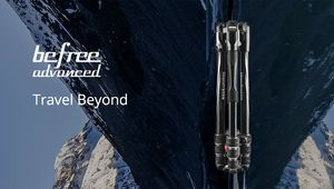 Befree Advanced : Manfrotto renouvelle son trépied compact