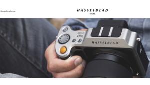 Hasselblad se lance dans le commerce en ligne