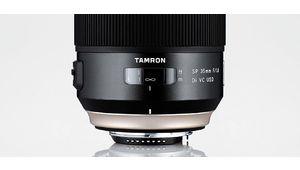 100 € remboursés sur une sélection d'optiques Tamron