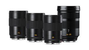 Deux nouvelles optiques pour le Leica SL : 75 mm f/2 et 90 mm f/2