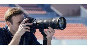 Nikon AF-S Nikkor 180-400 mm f/4E TC1.4 FL ED VR