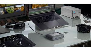 LaCie DJI Copilot : un disque dur tout-terrain et autonome