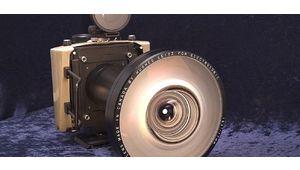 Curiosité : un 17 mm fisheye signé Leitz