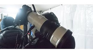 Un prototype du futur 400 mm f/2,8 Sony à PyeongChang ?