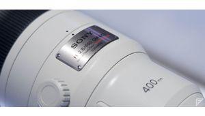 Le nouveau 400 mm f/2,8 se dévoile un peu plus sous cloche !