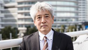 Rencontre avec Toshiyuki Terada d'Olympus