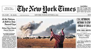 Job : devenez responsable du pôle photo du New York Times