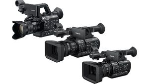 Sony rafraîchit sa gamme de caméscopes FS5 II-Z190-Z280