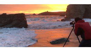 Tuto vidéo : prise de vue et traitement de paysages marins