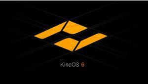 Mise à jour KineOS 6 pour les caméras Kinefinity