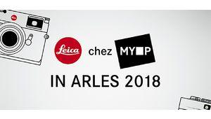 Leica sera à Arles avec Myop !