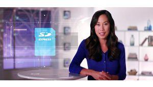 Cartes SD Express : jusqu'à 985 Mo/s et 128 To