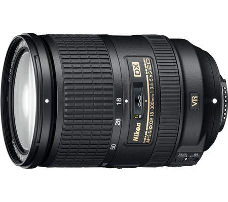 Nikon Nikkor AF-S DX 18-300 mm f/3,5-5,6 ED VR