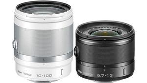 Nikon : 2 nouvelles optiques pour les Nikon 1