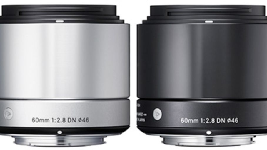Sigma Objectif 60 mm F2,8 DN ART Monture Micro 4//3 Argent