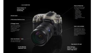Hasselblad HV : l'Alpha 99 relooké et proposé à 8 500 euros