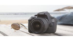 CP+ : Canon EOS 1200D, la nouvelle entrée dans les reflex à 449 euros