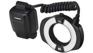 CP+ : Speedlite RM 14 EX II, nouveau ring flash chez Canon