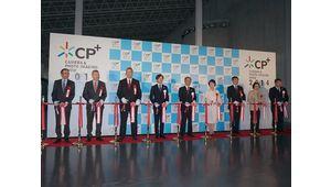 CP+ 2014 : ouverture officielle