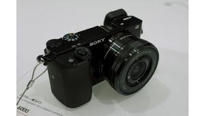 CP+ 2014 : prise en main du Sony Alpha 6000